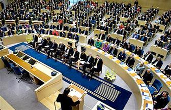 سفير مصر بالسويد يلتقي رئيس لجنة العلاقات الخارجية بالبرلمان