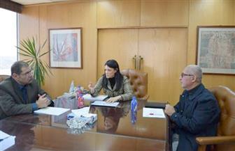 وزيرة السياحة تجتمع مع رئيس غرفة الغوص لمناقشة أوجه التعاون