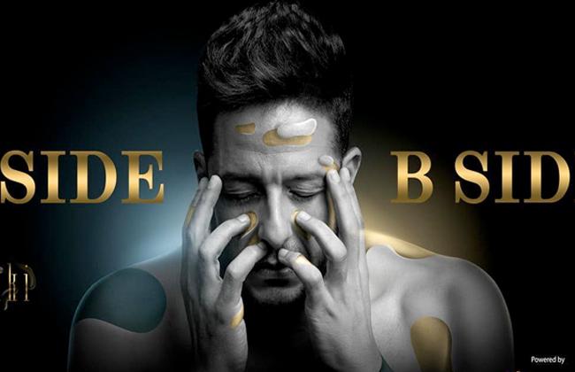 بوستر ألبوم محمد حماقي الجديد  كل يوم من ده  يثير حيرة متابعيه -
