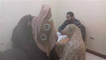 لليوم الثاني.. جامعة الزقازيق تطلق قافلة طبية لعلاج أهالي الحسينية بالمجان