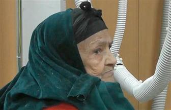 الرئيس السيسي يأمر بعلاج سيدة مسنة فور علمه بحالتها عبر مواقع التواصل الاجتماعي | صور وفيديو