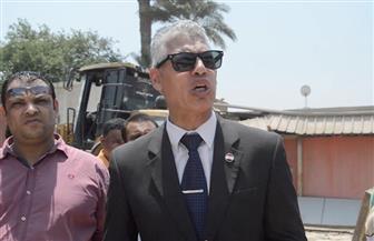 نائب محافظ القاهرة يتابع حملات غلق المقاهي المخالفة في حي الخليفة