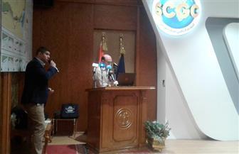 مميش: الرئيس السيسي والشعب المصري أبطال مشروع قناة السويس الجديدة| صور
