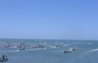 وقف عمليات الصيد داخل البحر المتوسط بشمال سيناء بسبب الرياح