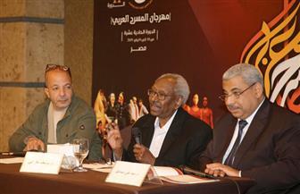 """في حصاد الدورة الحادية عشرة.. مسرحيون: القاهرة أعطت """"زخما استثنائيا"""" لمهرجان المسرح العربي"""