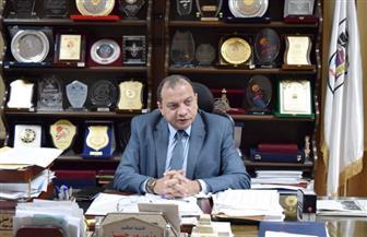 """""""الجامعات الأهلية فى مصر والعبور للمستقبل"""" في ندوة بجامعة بنى سويف"""