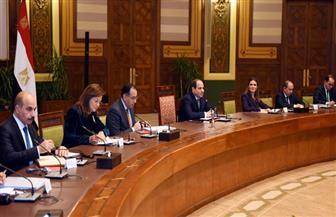 بسام راضي: المستثمرون الأجانب أكدوا للرئيس أن أداء الاقتصاد المصري تحسن كثيرا |  فيديو