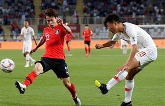 كوريا الجنوبية تتخطى الصين وتتأهل بالعلامة الكاملة بكأس آسيا