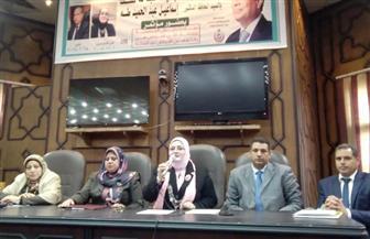 وكيلة التعليم بكفر الشيخ تعقد اجتماعا لبحث استعدادات امتحانات الإعدادية