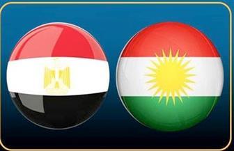 القنصل المصري الجديد في أربيل يؤكد دعم مصر للعلاقات الثنائية مع إقليم كردستان