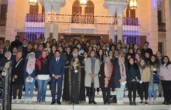 وزارة الهجرة تنظم لقاء لوفد من شباب المصريين بالخارج مع البابا تواضروس