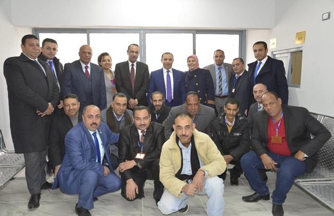 العدل : افتتاح قسم للطب الشرعي لخدمة محافظتي السويس وجنوب سيناء  صور -