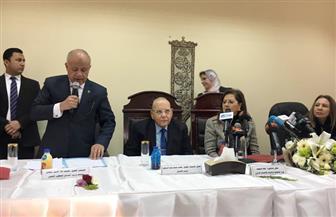 وزيرا العدل والتخطيط يفتتحان أعمال التطوير التقني لمحكمة القاهرة الجديدة الابتدائية | صور