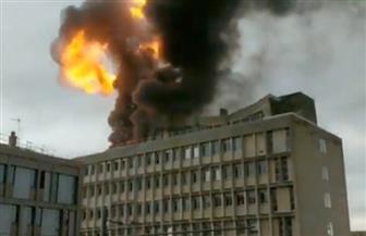 إخلاء جامعة ليون الفرنسية بعد انفجار