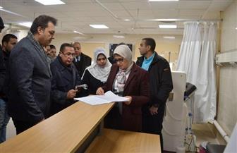 وزيرة الصحة بكفر الشيخ في زيارة مفاجئة: افتتاح مشروعات طبية تزيد على 2 مليار جنيه بالمحافظة
