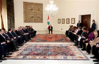 """""""حنفي"""": استقبال الرئيس اللبناني ميشيل عون للوفد المصري والعربي توج أعمال منتدى القطاع الخاص"""