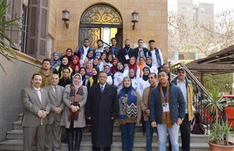 نائب رئيس جامعة عين شمس: هدفنا خريج يواكب سوق العمل.. وعلينا التفكير خارج الصندوق | صور