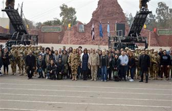 عقب زيارتهم لمقر الصاعقة.. شباب المصريين بأستراليا: سنكون سفراء لنشر الصورة الحقيقة لوطننا ولأبطال جيشنا