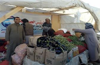 """""""مستقبل وطن"""" يفتتح منفذا لبيع الخضراوات بتخفيض 30 % في السلوم  صور"""