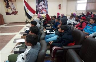 """""""مستقبل وطن"""" يطلق فعاليات المراجعة النهائية لطلاب الشهادة الإعدادية بجنوب سيناء  صور"""