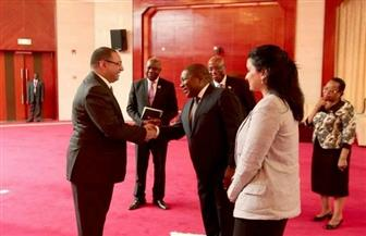 سفير مصر في موزمبيق يقدم أوراق اعتماده.. ويؤكد على أهمية تطوير التعاون الثنائي| صور