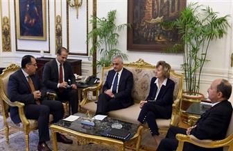 نائب رئيس وزراء أرمينيا: العلاقات مع مصر متميزة وتقوم على المصلحة المشتركة
