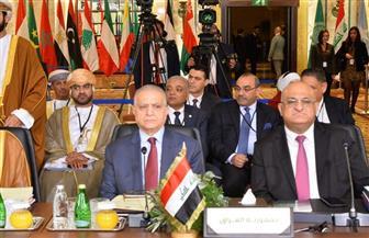 وزير الخارجية العراقي يطالب الدول العربية بالالتزام بوعود إعادة الإعمار