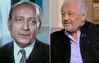 """خالد زكي : محمود المليجي قالي """" ماتقبلش إلا الأدوار الجيدة حتى لو هتشحت"""""""