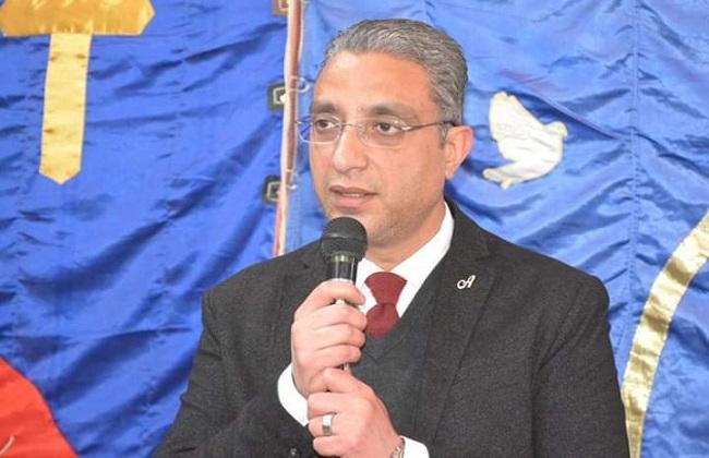 محافظ سوهاج يشهد حفل افتتاح فرع جديد لهيئة قضايا الدولة بطهطا  صور -