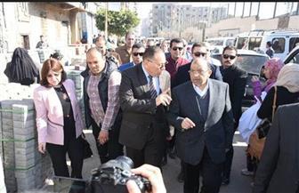 وزير التنمية المحلية: تحسين الخدمات للمواطنين على رأس تكليفات الرئيس للحكومة  صور