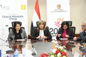 """""""التخطيط"""" توقع بروتوكول تعاون بشأن مستقبل الطاقة في مصر حتى 2030"""