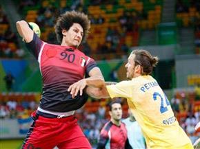زين العابدين.. صخرة المنتخب الوطني لكرة اليد يبهر العالم في الدنمارك