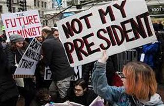 مسيرة النساء تنطلق ضد الرئيس الأمريكي