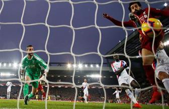 محمد صلاح يقود ليفربول للفوز على كريستال بالاس.. ويتصدر قائمة هدافي الدوري الإنجليزي | فيديو وصور