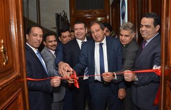 """""""مستقبل وطن"""" يفتتح مقره الجديد بالإسكندرية   صور"""
