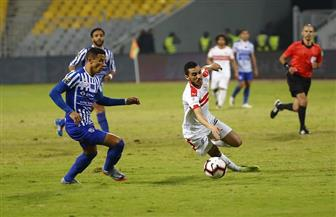 الاختبار الطبي يحسم مصير إبراهيم حسن من المشاركة في مباراة القمة
