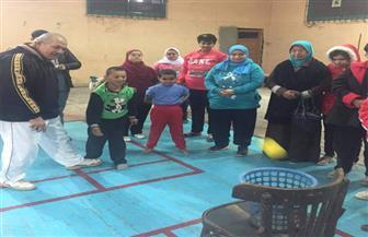 حزب مستقبل وطن بني سويف ينظم يوما رياضيا لذوي الإعاقة الذهنية | صور