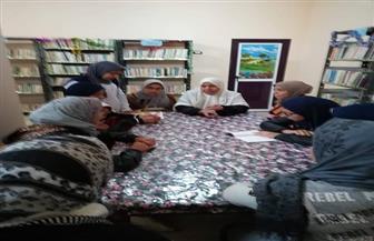 """""""القراءة والوحدة الوطنية وثورة 25 يناير"""" في فعاليات بـ """" ثقافة قطور"""""""
