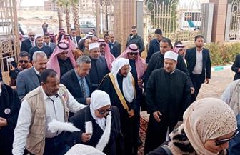 انطلاق فعاليات افتتاح أكاديمية تدريب وتأهيل الدعاة للأوقاف بحضور وزراء ومفتين من العالم الإسلامي
