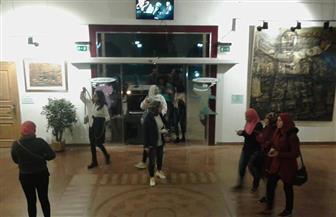 200 شاب من 9 محافظات يزورون متحف النيل بأسوان