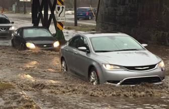 لو تعطلت سيارتك فجأة فى بركة مياه.. كيف تصلحها خلال 5 دقائق