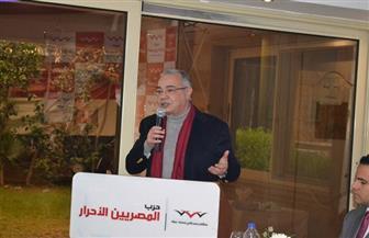عصام خليل: مصر ولادة ولدينا نماذج ناجحة فى عدة مجالات