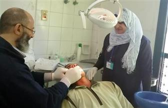 في أول أيامها بمستشفى رأس سدر بجنوب سيناء.. قافلة الأزهر الطبية توقع الكشف على 660 مريضا  صور