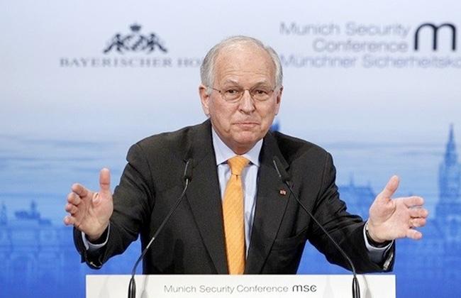 رئيس مؤتمر ميونخ للأمن بألمانيا ينتقد سياسة بلاده نحو سوريا -