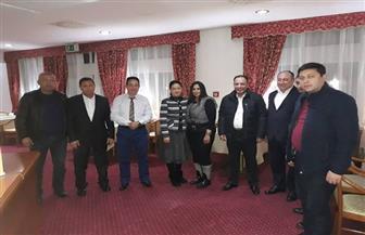 وفد رجال أعمال مصري يزور أوزبكستان لتنفيذ الاتفاقيات الموقعة بين البلدين