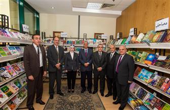 الأهرام ينظم معرضا للكتاب بشركة جنوب الوادي للبترول