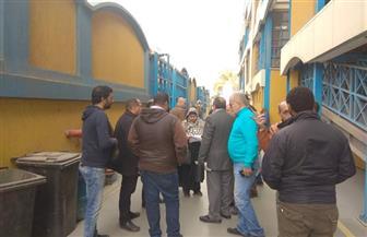 مدير صندوق تطوير العشوائيات: التسليم النهائى لسوق الزاوية الحمراء لمحافظة القاهرة اليوم | صور