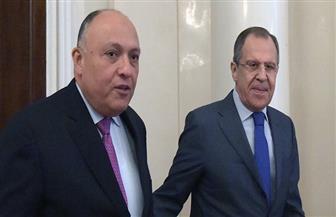 وزير الخارجية يتلقى اتصالا من نظيره الروسي ويتباحثان حول مستجدات الأوضاع في المنطقة