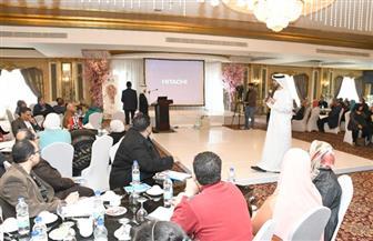"""""""القومي للإدارة"""" يعقد ورشة عمل لمنسقي المؤسسات المتقدمة لجائزة مصر للتميز الحكومي"""