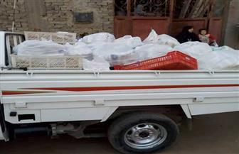 محافظة الجيزة تغلق مصنع خمور بأوسيم